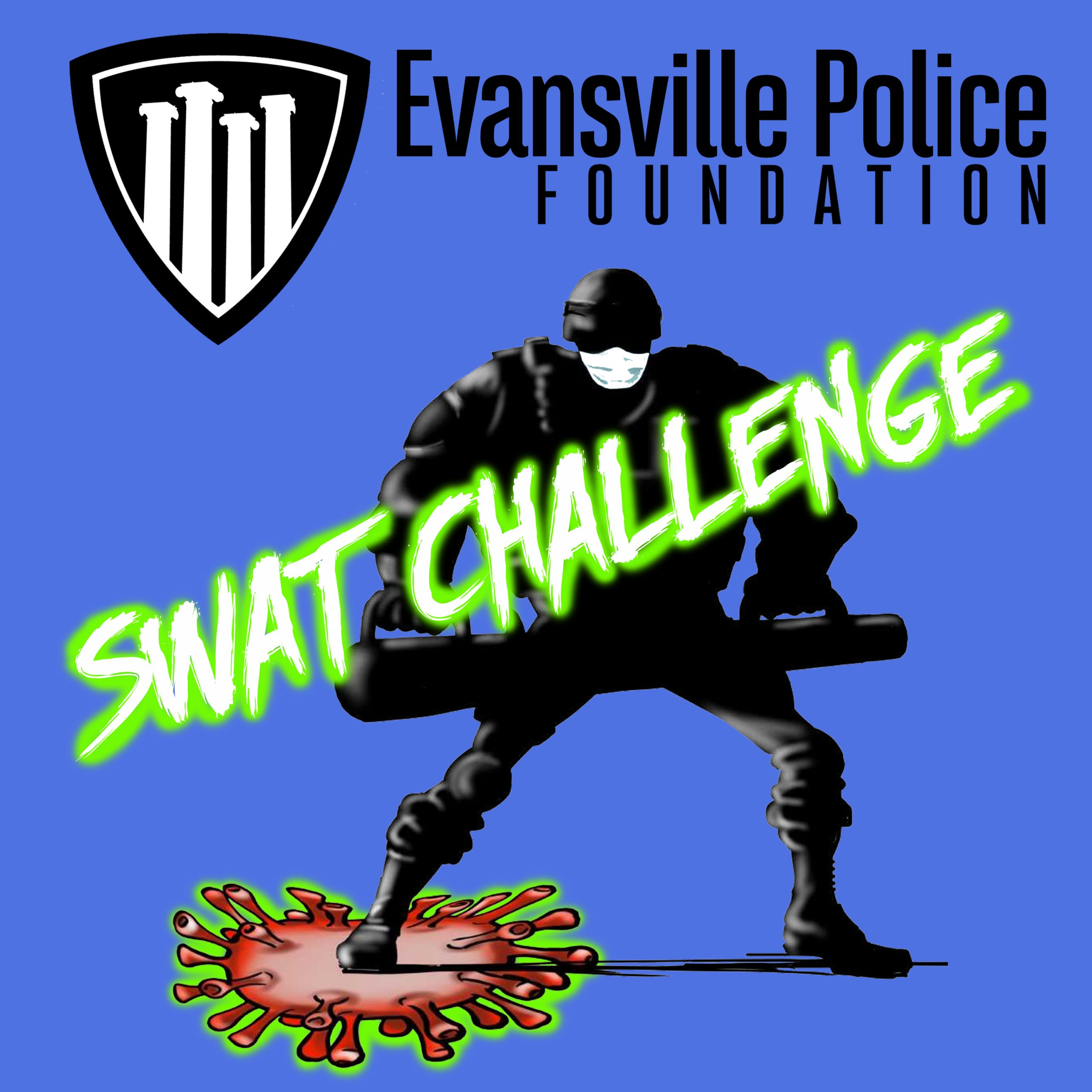 2020 SWAT CHALLENGE T-Shirt Design