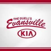 Logo- Evansville Kia