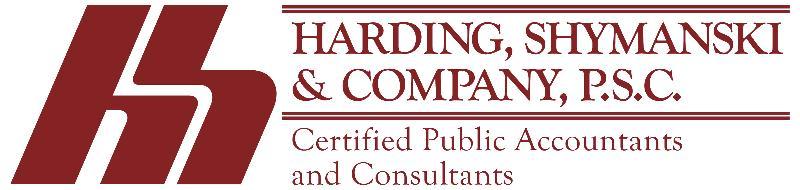 logo- Harding Shymanski